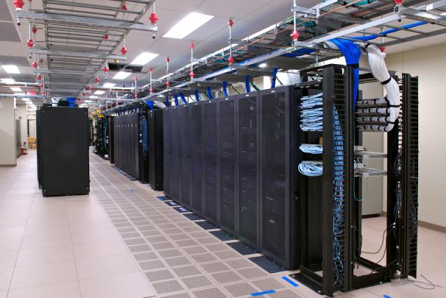 hệ thống phòng cháy chữa cháy data center