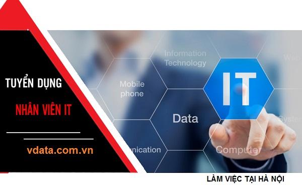 Tuyển Nhân Viên IT Support T10/2019