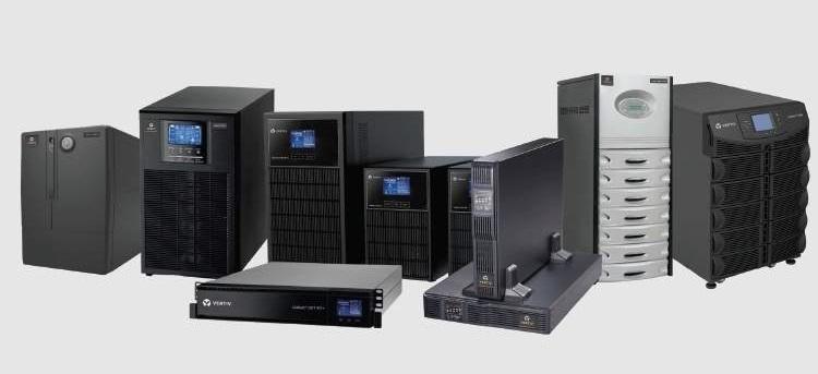 Bộ lưu điện Liebert ITA - UPS cho trung tâm dữ liệu nhỏ