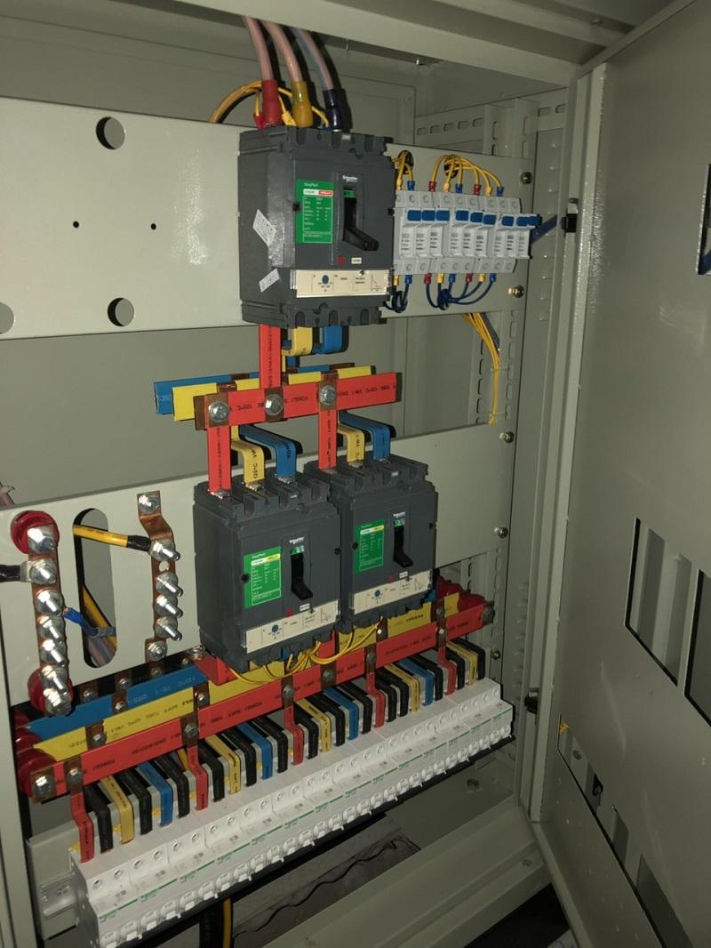 Dự án xây dựng Phòng máy chủ 65 Cảm Hội