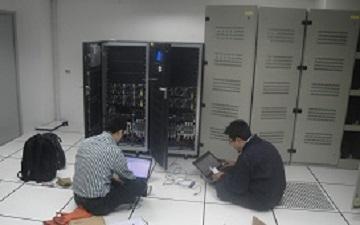 Hoàn thành và bàn giao dự án datacenter VPBS