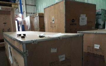Nhập khẩu lô hàng cho dự án trung tâm dữ liệu công ty chứng khoán VPBS