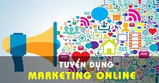 Tuyển dụng Marketing Online tháng 08/2020