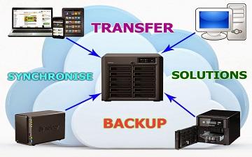 VDATA Bàn giao hệ thống lưu trữ dữ liệu NAS
